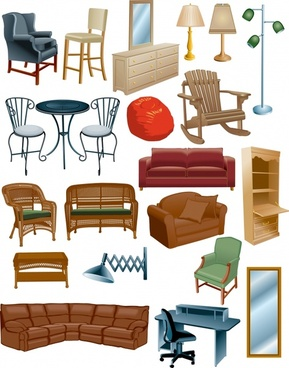 Furniture free vector download (363 Free vector) for.