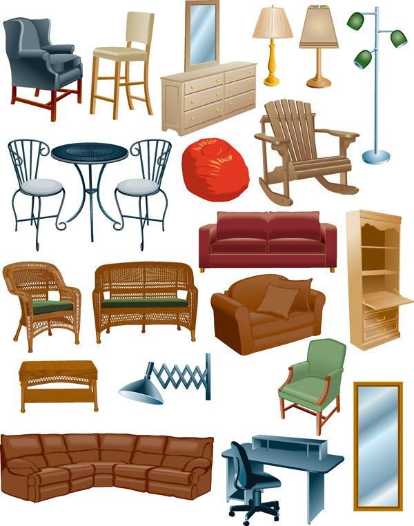 Free Furniture Cliparts, Download Free Clip Art, Free Clip.