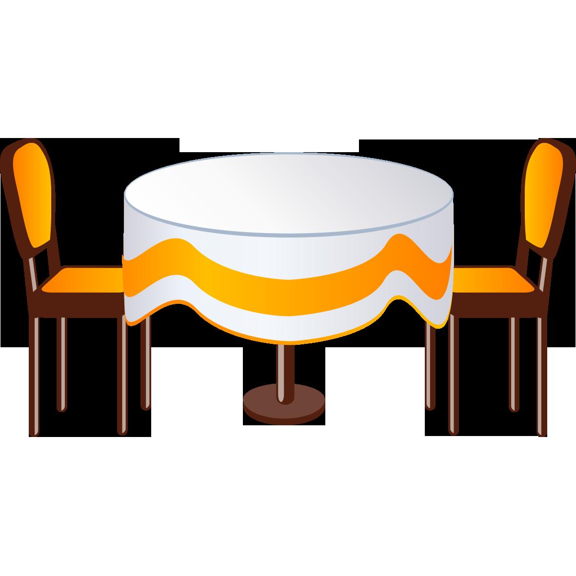 Table Furniture Clip art.