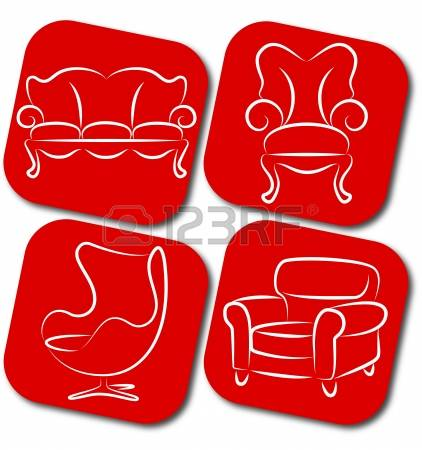 Pieces Of Furniture Stock Illustrations, Cliparts And Royalty Free.