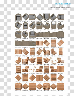 Top View Furniture PNG clipart images free download.