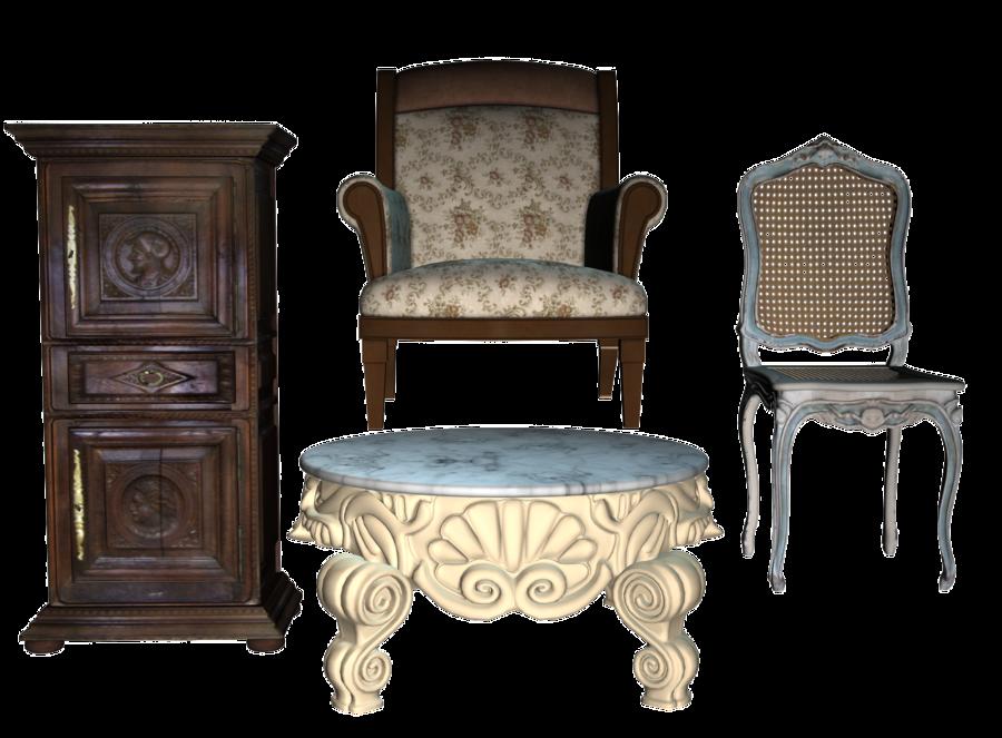 Furniture Free PNG Image.