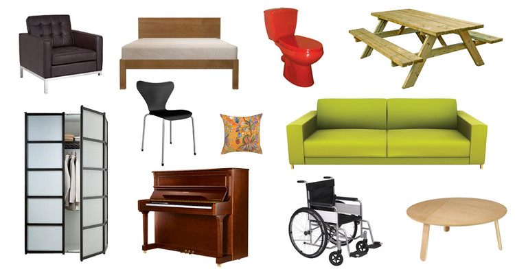 PNG Paradise: Cutouts of Furniture, People, Trees and More.