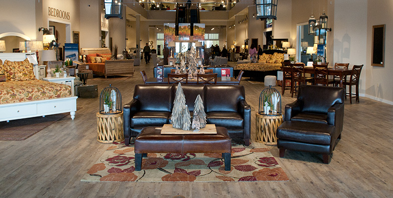 Jordan's Furniture stores in Massachusetts, Rhode Island and New.