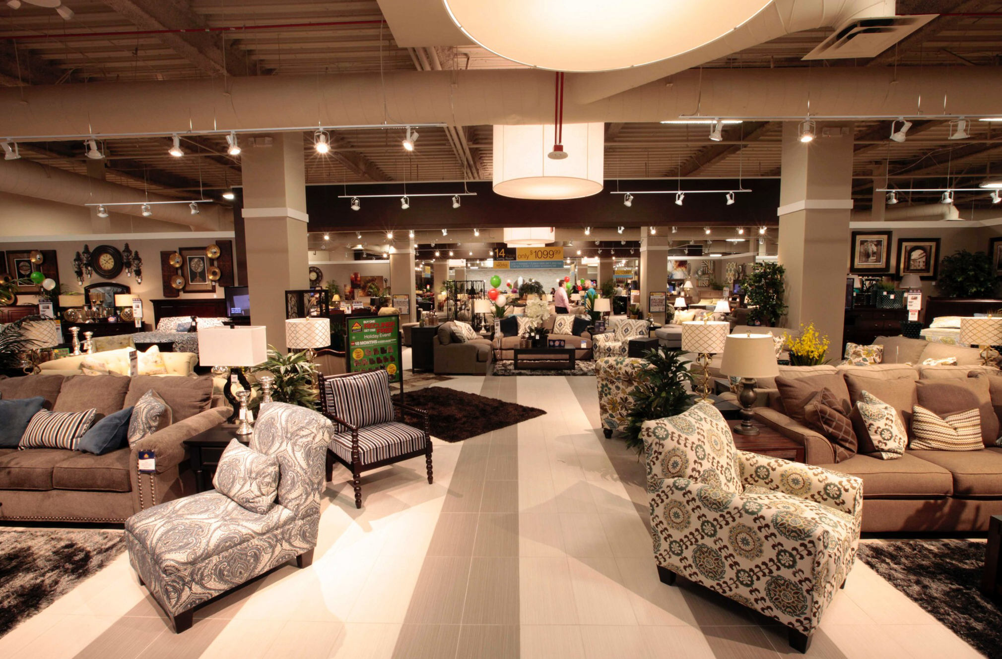 Ashley Furniture Store The