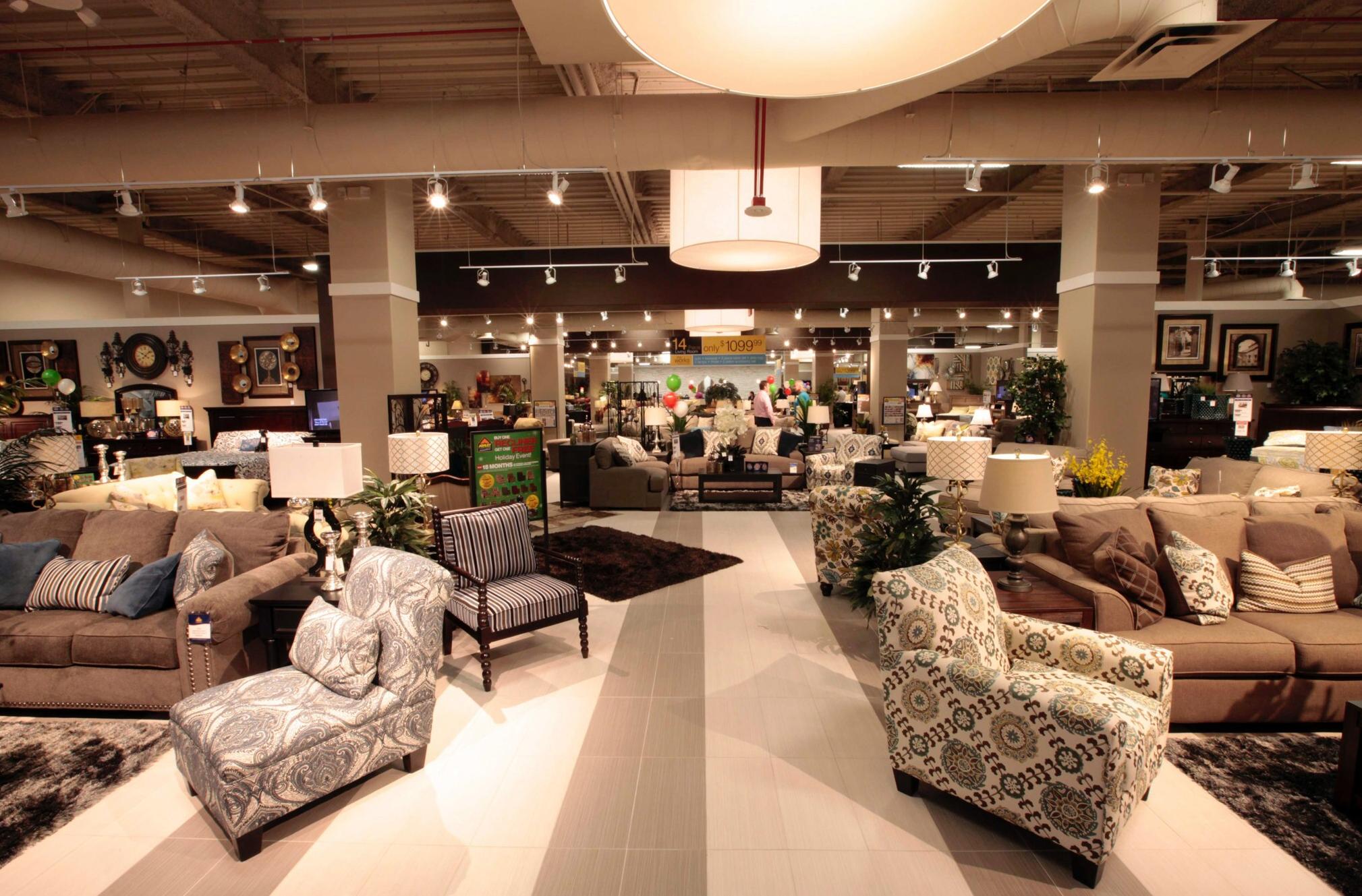 Furniture Store.