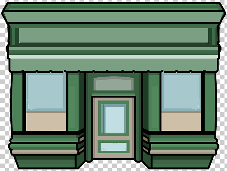 Club Penguin Storefront Furniture , store PNG clipart.