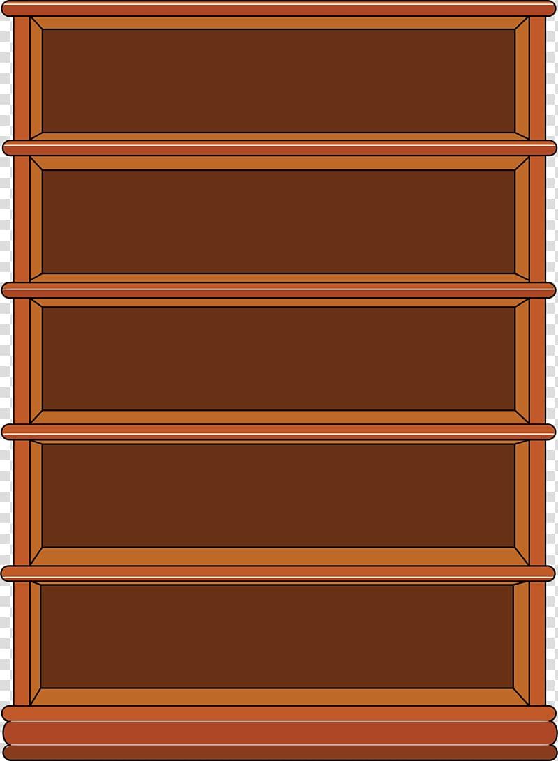 Bookcase Shelf Furniture , Store Shelf transparent.