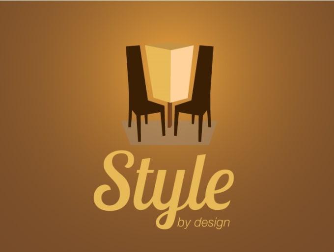 Design super fantastic furniture store logo in very short.