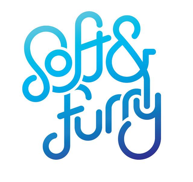Soft & Furry Logo.