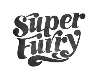 Super Furry logo.