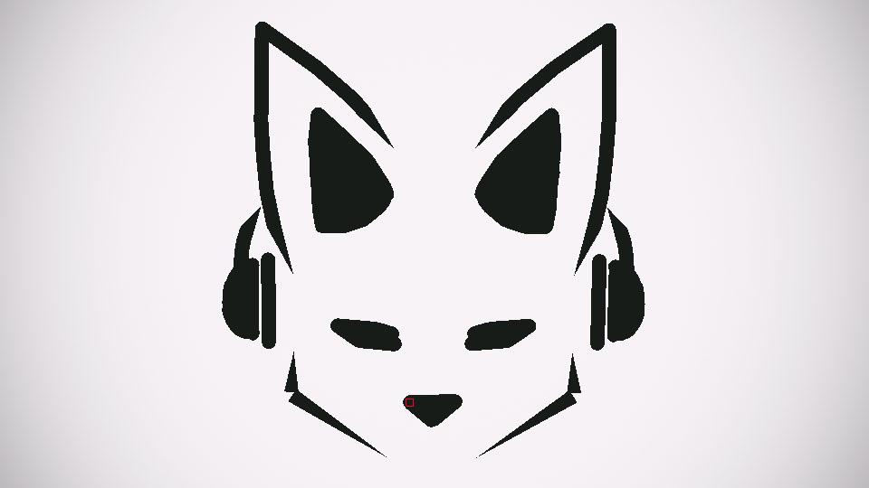 Furry Gamer (Logo).