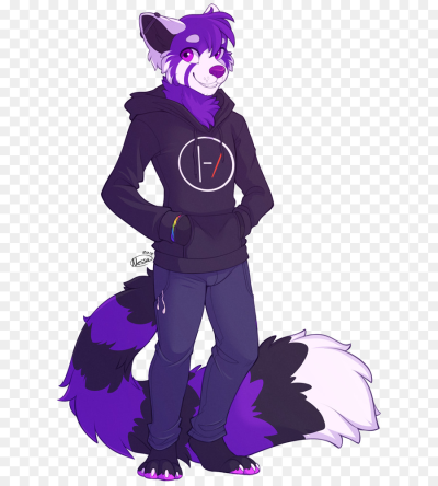 Furry PNG.