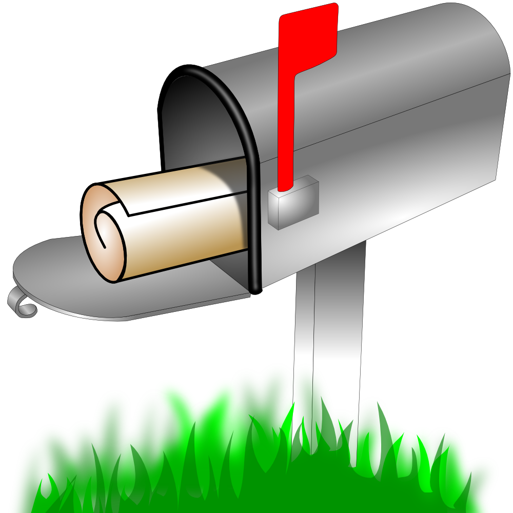 Mailbox mail clip art free furthermore mary had a little lamb.