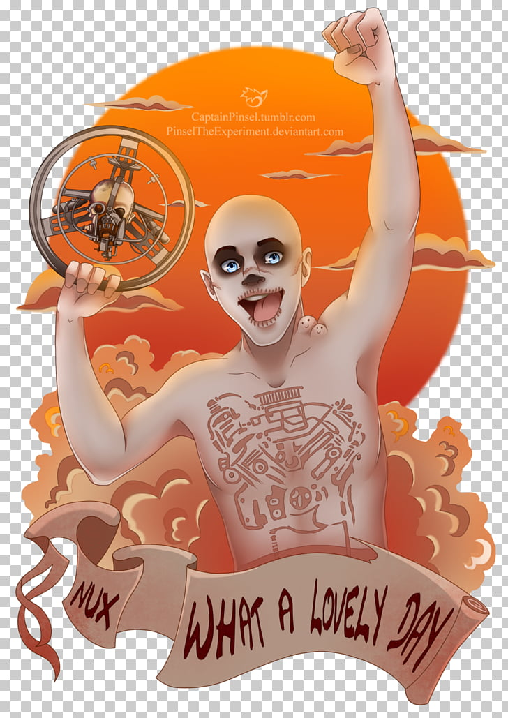 Nux Mad Max: Fury Road Drawing, mads mikkelsen PNG clipart.