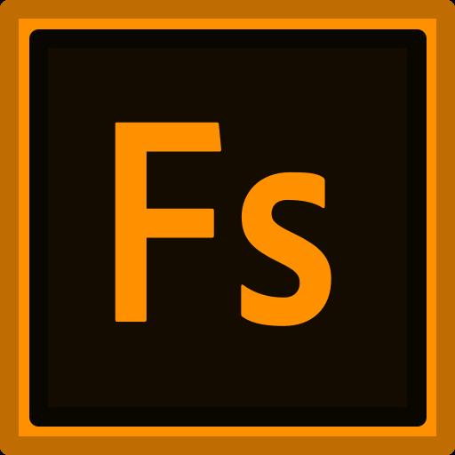 Adobe, fuse, logo, logos icon.