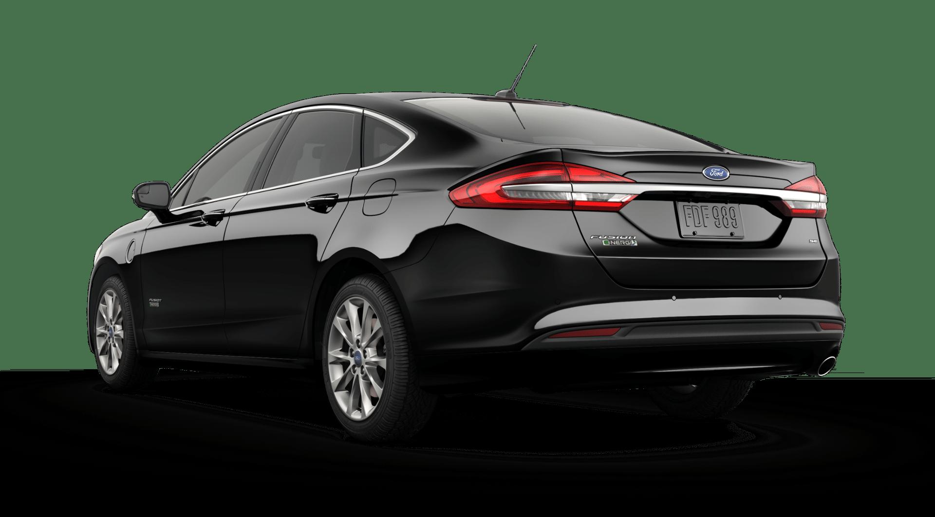 2018 Ford Fusion Energi.