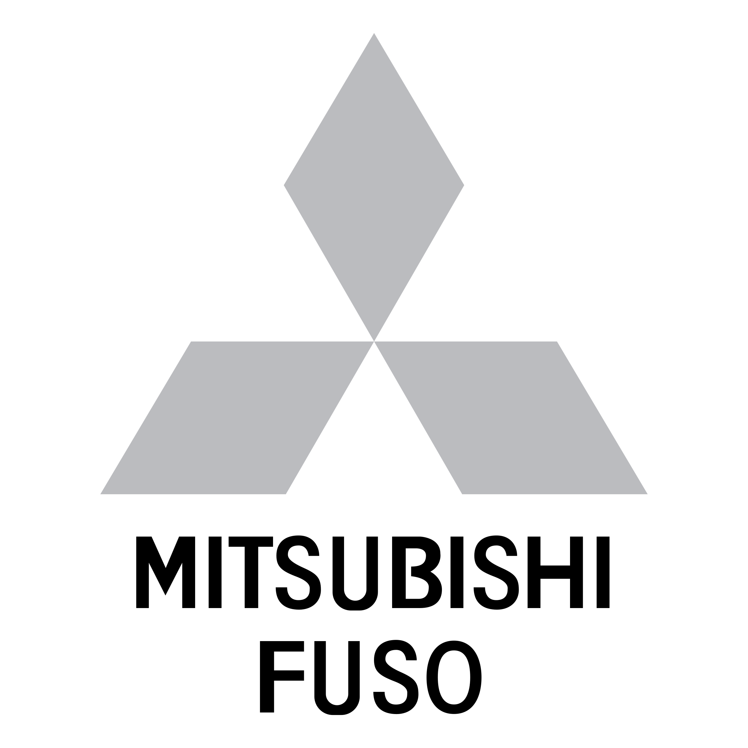 Mitsubishi Fuso Logo PNG Transparent & SVG Vector.