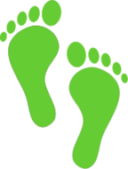 Footprint Clip Art Download 18 clip arts (Page 1).