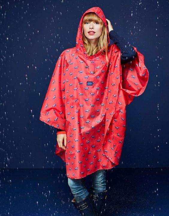 Regenkleidung mode regenmantel wassermelone.