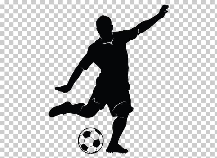 Etiqueta de la pared jugador de fútbol americano fútbol pegatina.