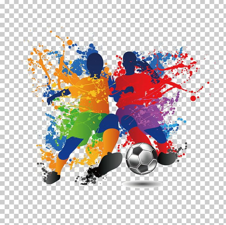 Football Player Futsal Illustration PNG, Clipart, Ball.