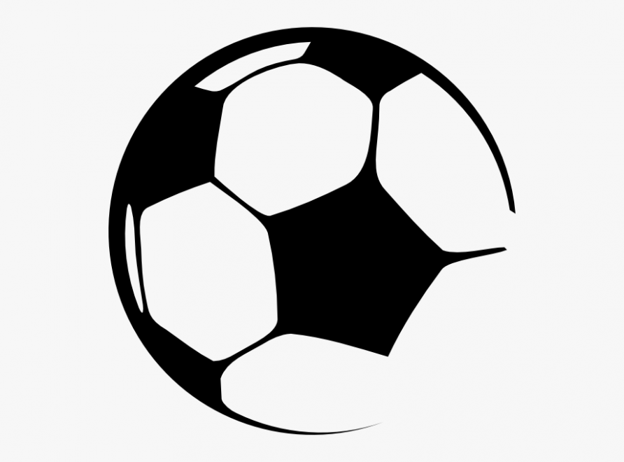 Soccer Ball Clipart Black And White.