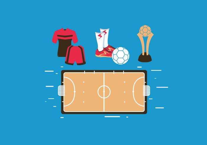 Futsal Vector.