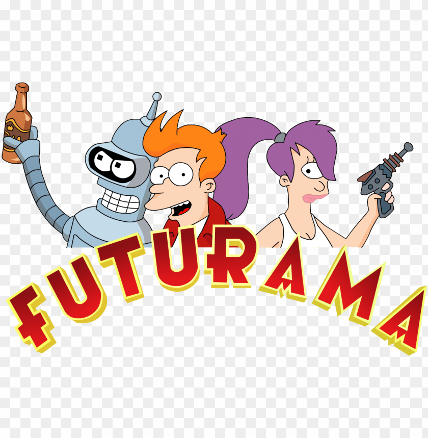 Download futurama clipart png photo.