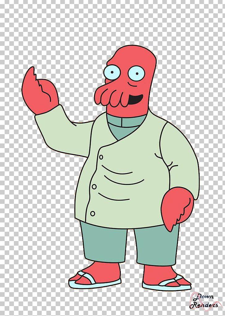 Futurama Zoidberg Leela Bender Professor Farnsworth PNG, Clipart.