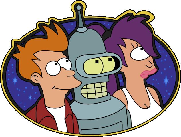 Futurama PNG images free download, Bender PNG.