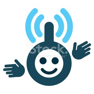 Free internet global future icon logo Clipart Image.