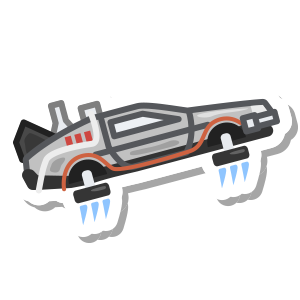 Back To The Future PNG Transparent Back To The Future.PNG Images.