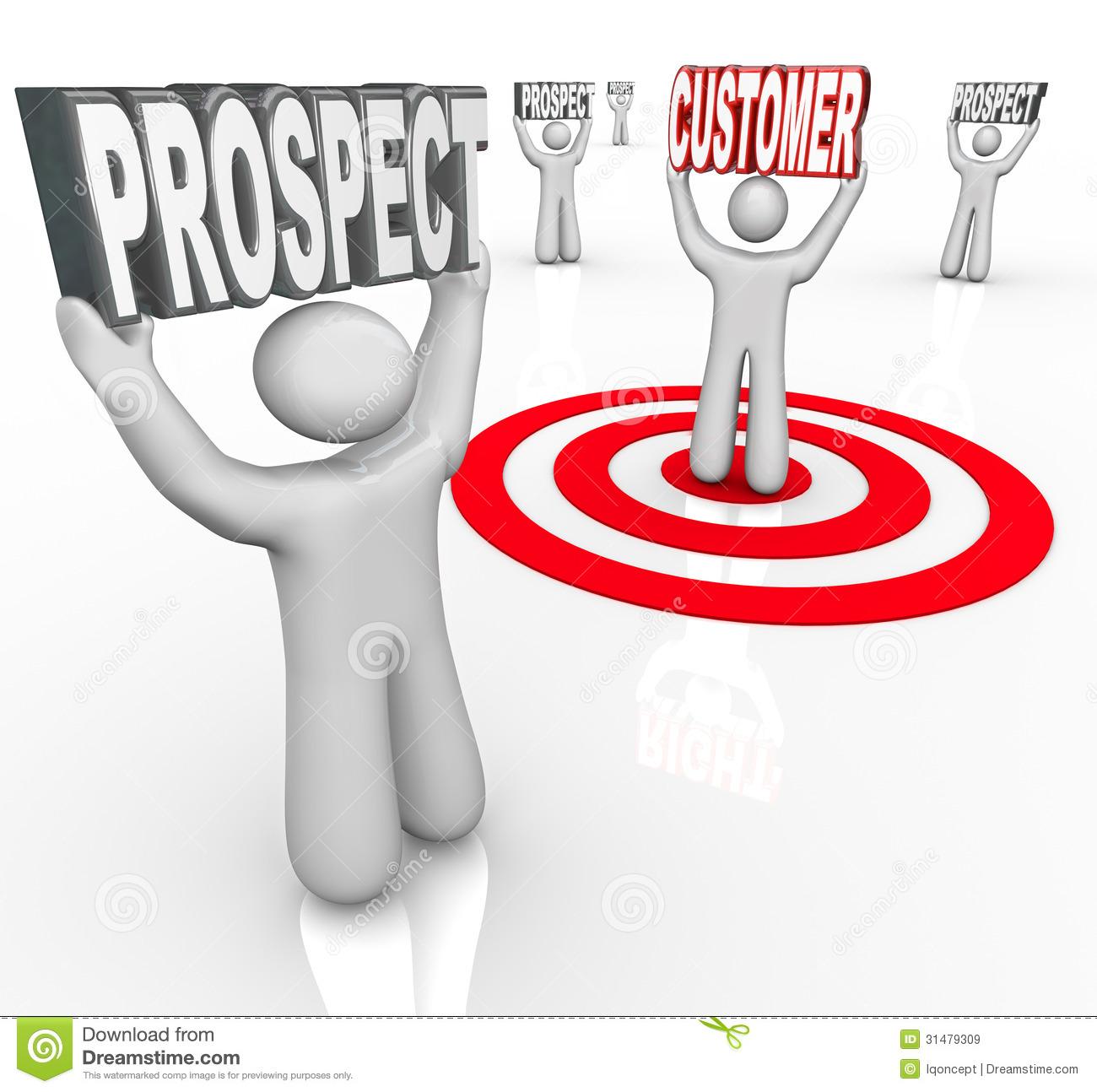 Prospects Stock Illustrations.
