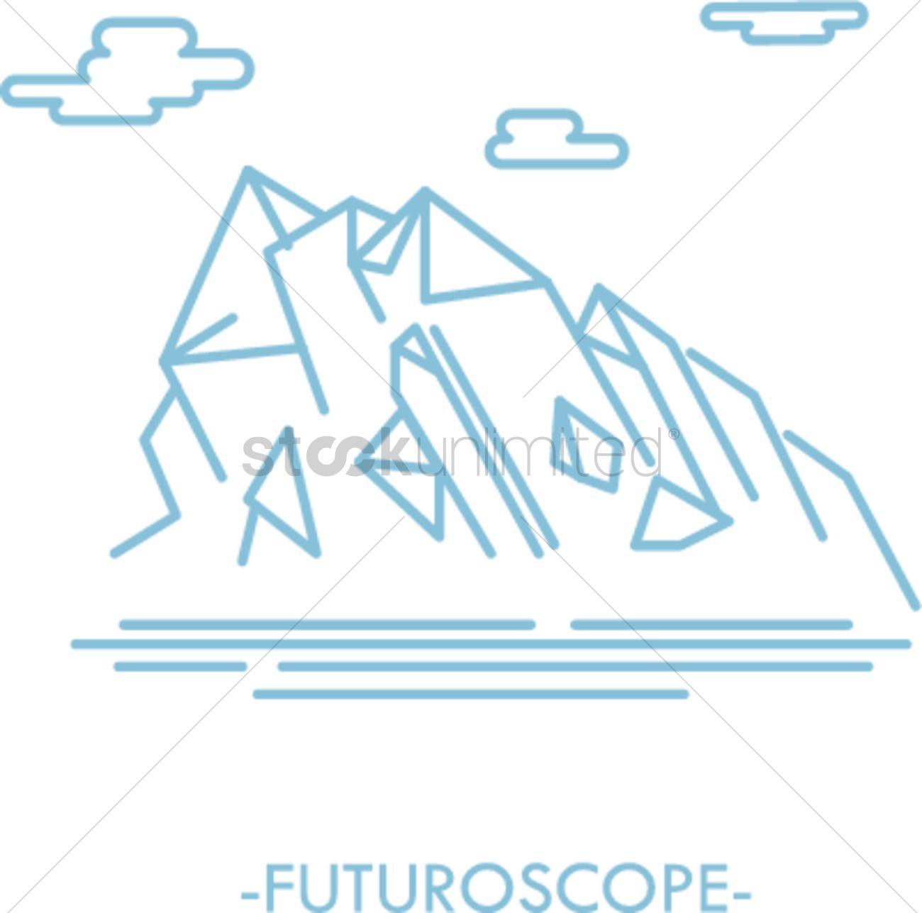 Futuroscope Clipart vectoriel.