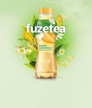 Fuze Tea.