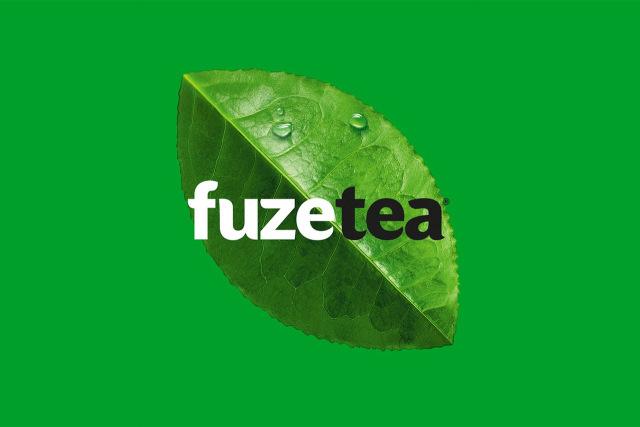 Fuze tea redesign.