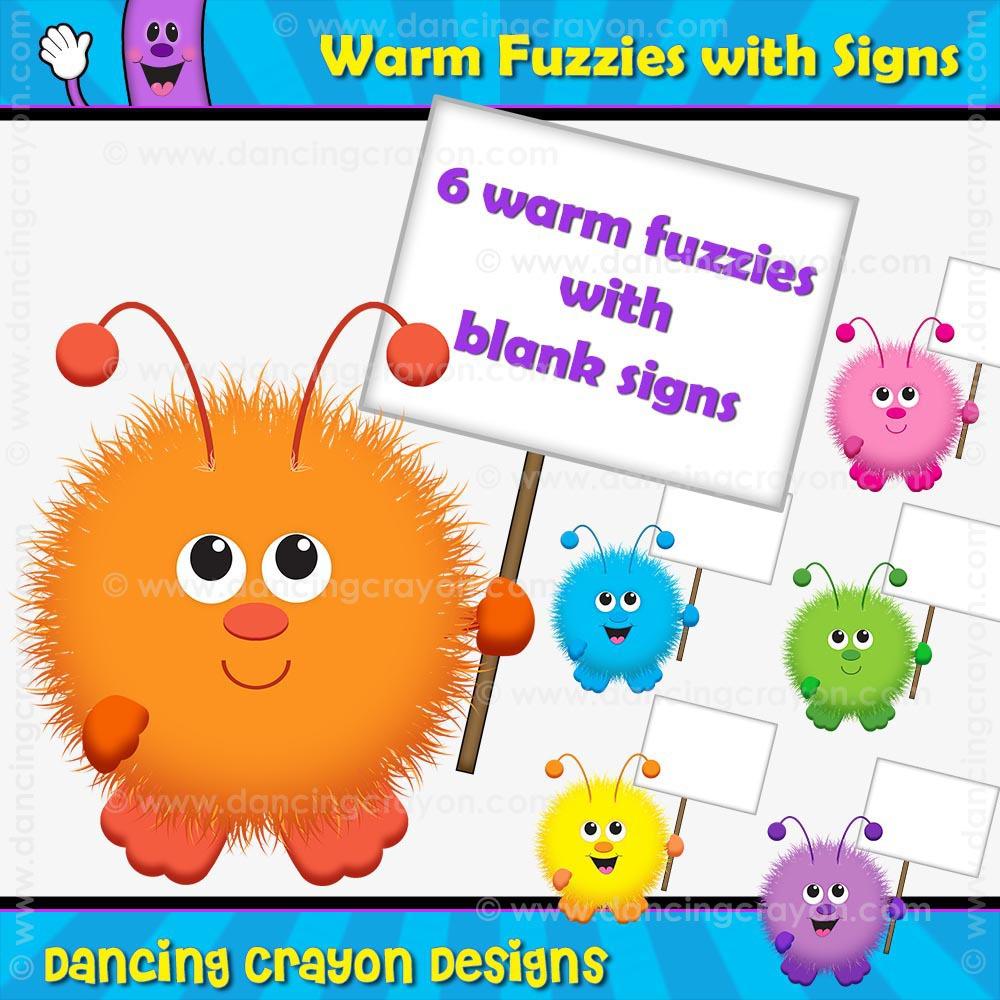 Fuzzy Clipart.