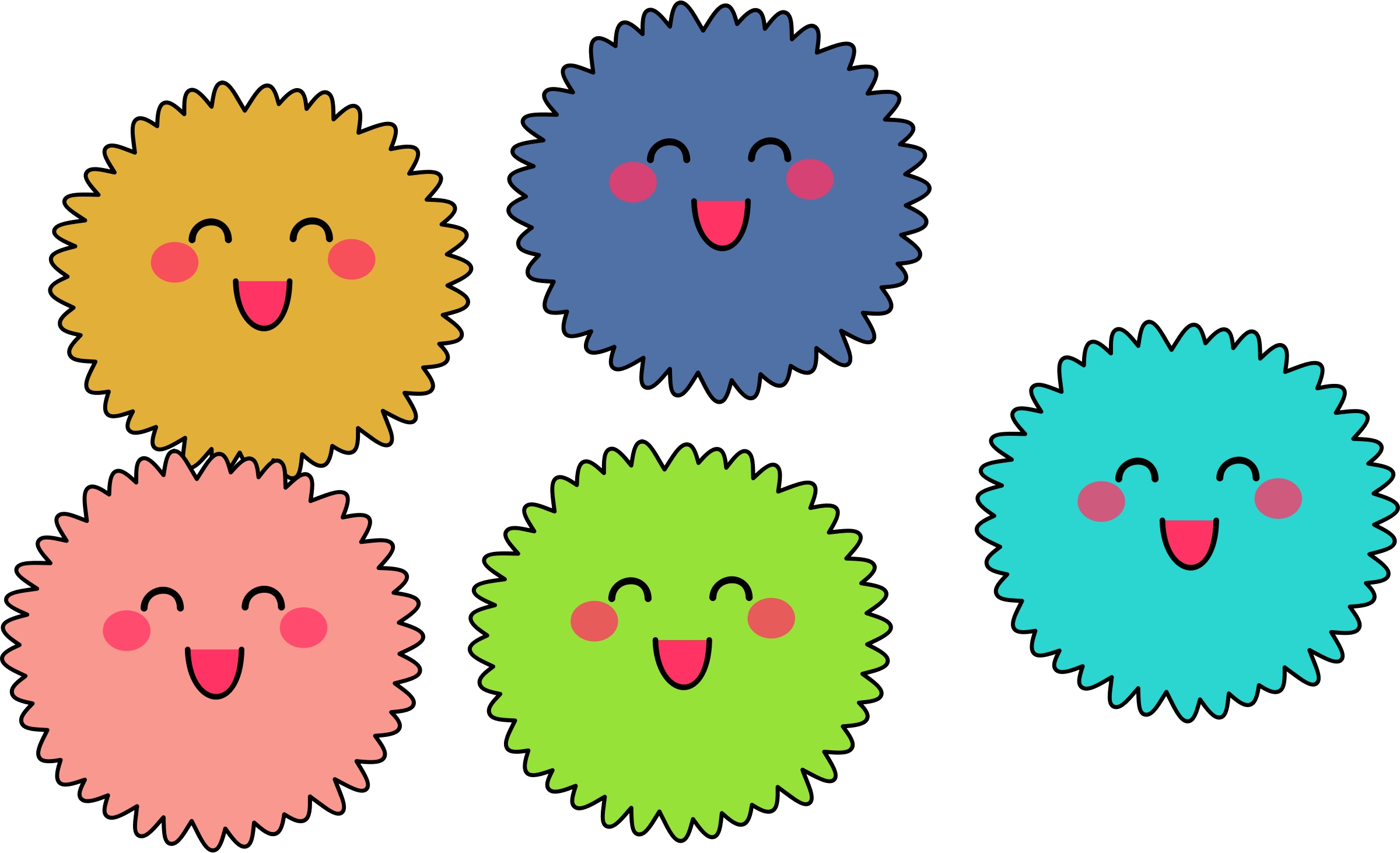 Fuzzy Clipart For Bedrooms.