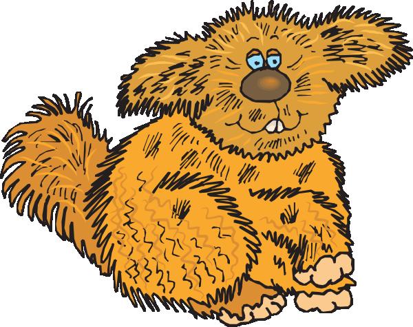 Fuzzy Animal Clip Art at Clker.com.