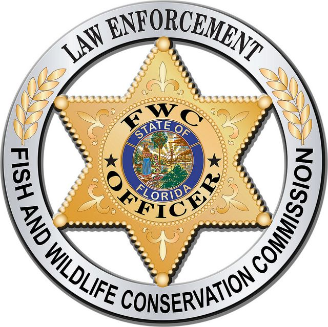 Law Enforcement Badge FWC.