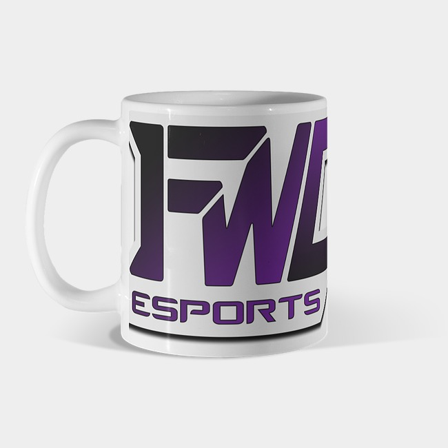 FWC Logo Small Mug By FWCeSports Design By Humans.