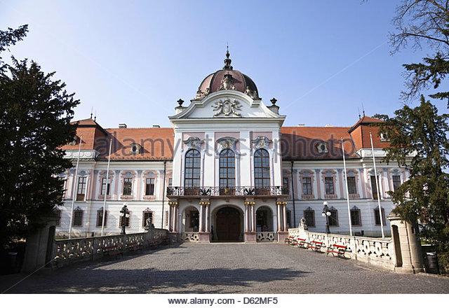 Royal Palace Godollo Hungary Stock Photos & Royal Palace Godollo.