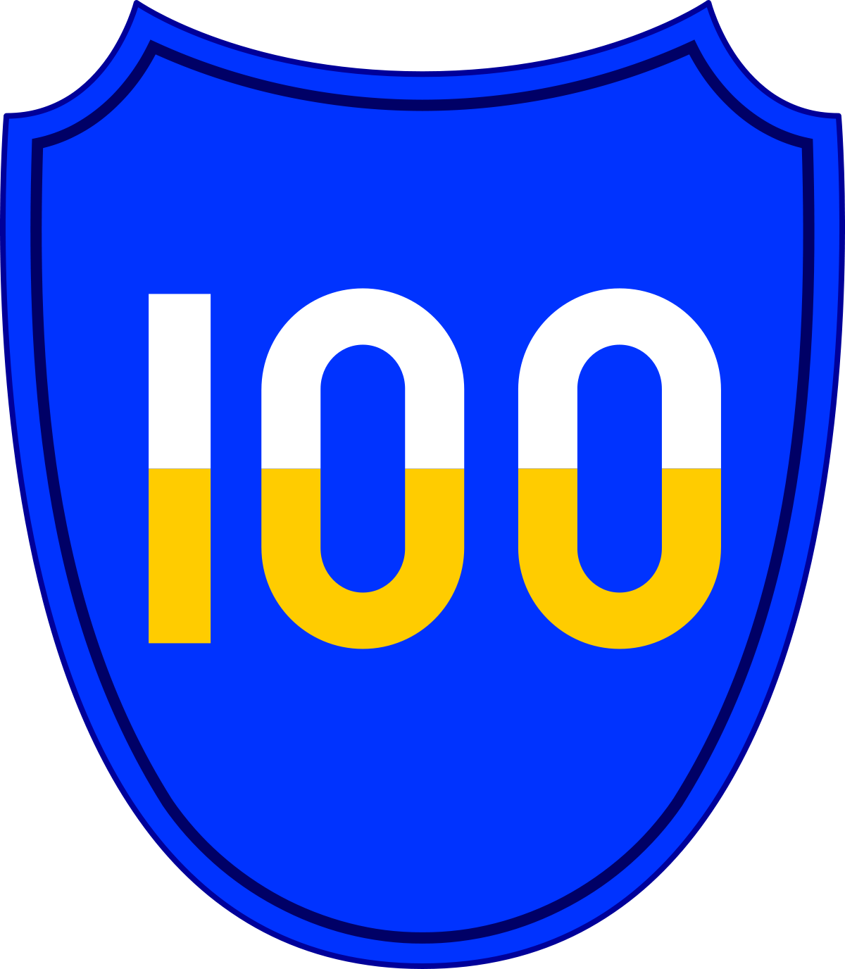 100th Infantry Division (United States).