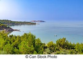 A thassos, görögország.