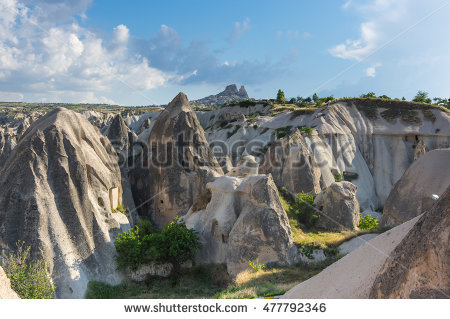 Goreme National Park Stock Photos, Royalty.