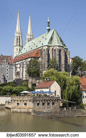 "Picture of ""St Peter and Paul Church, Gorlitz, Saxony, Germany."