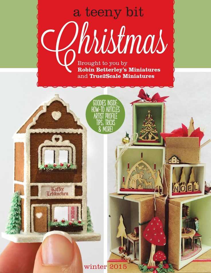 1000+ images about A Dollhouse Christmas on Pinterest.