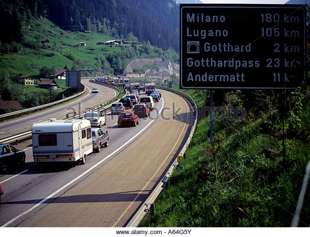 Switzerland Autobahn Stock Photos & Switzerland Autobahn Stock.