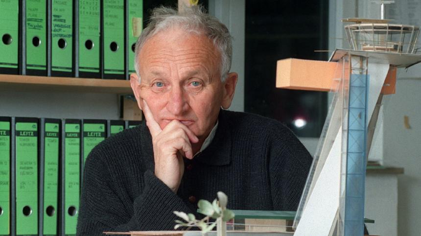 Obituary of the Architect Günter Behnisch: The Man Who Gave Post.